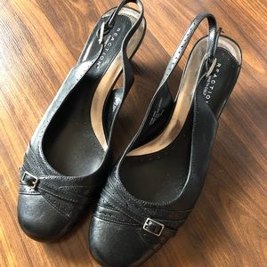 Reaction slingback pumps by Kenneth Cole size 9